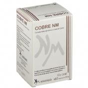 Cobre nm (60 capsulas)