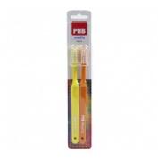 Cepillo dental adulto - phb classic (medio pack)