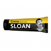 Sloan crema efecto calor (75 ml)