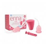 Enna cycle copa menstrual (t- m con aplicador)