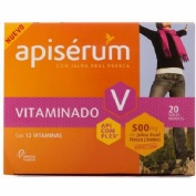 Apiserum vit (18 viales bebibles)
