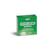 Ortolacer protabs comp - limpiador y desinfect aparato de ortodoncia (20 comprimidos)