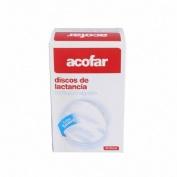 Acofar discos de lactancia (30 u)