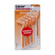 Cepillo interdental - lacer (angular extrafino suave 10 u)