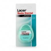 Seda dental filamentos implantes y ortodoncia - lacer (34 filamentos)