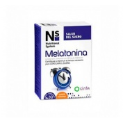 Ns melatonina (1.95 mg 30 comp masticables)