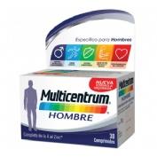 Multicentrum hombre (30 comp)