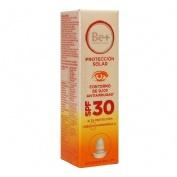Be+ contorno de ojos antiarrugas spf 30 - proteccion solar (15 ml)