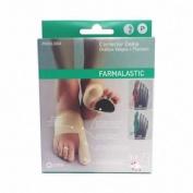 Corrector doble juanetes y plantar - farmalastic feet (pie dcho t- peq)