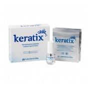 Keratix solucion + parches adh (3 g + 36 parches  +pincel)