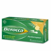Berocca performance (mango 30 comprimidos efervescentes)