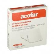 Acofar aposito esteril tejido sin tejer (25 compresas)
