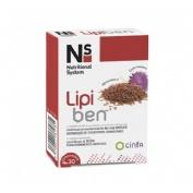 Ns lipiben (30 comprimidos)