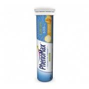 Phenomax calcio (600 mg 20 comprimidos efervescentes)