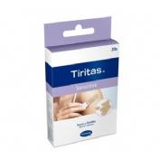 Tiritas sensitive - aposito adhesivo (4 tamaños 20 u)