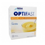 Optifast natillas (54 g 9 sobres vainilla)