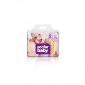 Acofarbaby pañal infantil (t- 2 4-10 kg 32 u)