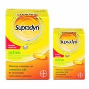 Supradyn activo (90 + 30 comp)