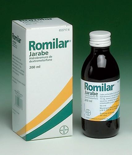 (b)romilar jarabe 200 ml