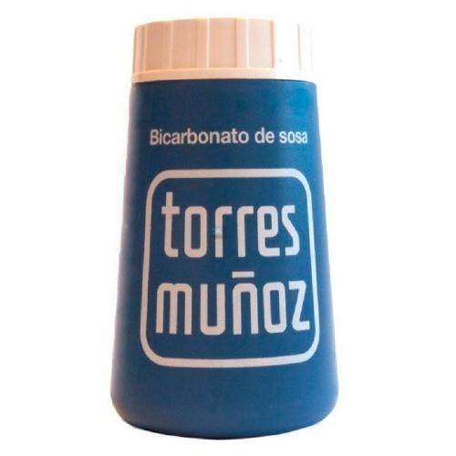 BICARBONATO DE SOSA TORRES MUÑOZ POLVO PARA SOLUCION ORAL , 1 tarro de 200 g