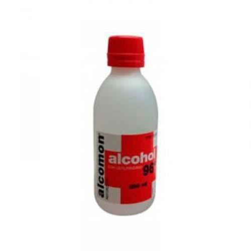 ALCOMON REFORZADO 96º SOLUCION CUTANEA , 1 frasco de 1.000 ml