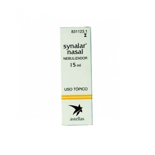 SYNALAR NASAL, 1 frasco de 15 ml