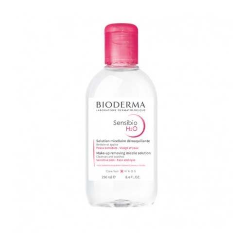 Sensibio h2o - bioderma (250 ml)