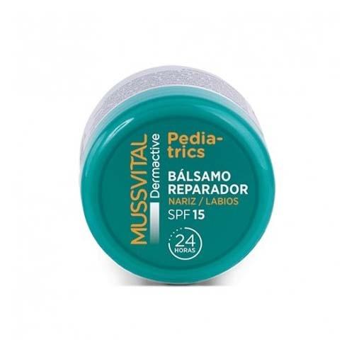 Mussvital dermactive pediatrics balsamo reparado (10 ml)