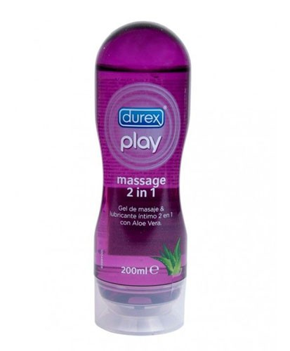 DUREX PLAY GEL MASSAGE LUBRICANTE INTIMO 200 ML