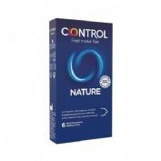 Control adapta nature - preservativos (6 u)