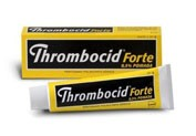 THROMBOCID FORTE 5 mg/g POMADA 100 tubos de 60 g
