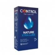 Control xtra lube - preservativos (12 u)