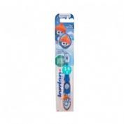 Cepillo dental infantil - jordan step by step (3-5 años c/ capuchon)