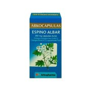 ESPINO ALBAR ARKOPHARMA cápsulas duras , 84 cápsulas