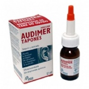 Audimer audiclean tapones solucion - limpieza oidos (12 ml)