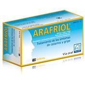 ARAFRIOL POLVO PARA SOLUCION ORAL, 10 sobres