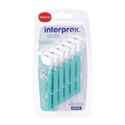 Cepillo espacio interproximal - interprox plus (micro  6 u)