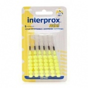 CEPILLO ESPACIO INTERPROXIMAL - INTERPROX (MINI 6 U)
