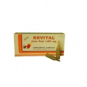Revital jalea real amp bebibles (20 ampollas)