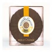 Roger & gallet jabon perfumado - bois d'orange (100 g pastilla)