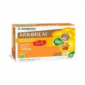 Arkoreal jalea real fresca forte 1000 amp bebibl (1000 mg 20 amp)