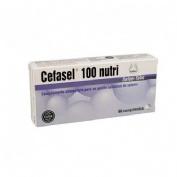 Cefasel 100 nutri (60 comprimidos)