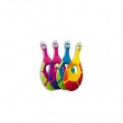 Cepillo dental infantil - jordan step by step (0-2 años)