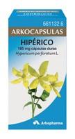 ARKOCAPSULAS HIPÉRICO 185 mg CÁPSULAS DURAS, 50 cápsulas