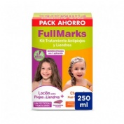 FULLMARKS PIOJOS LIENDRES KIT CHAMPÚ 150 ML + LOCIÓN 100 ML