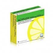 ACYFLOX, 20 comprimidos