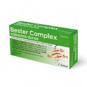 BESTER COMPLEX CÁPSULAS DURAS , 30 cápsulas