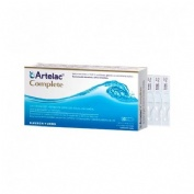 Artelac complete esteril gotas oculares (0.5 ml 30 monodosis)