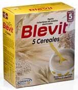 Blevit 5 cereales (700 g)