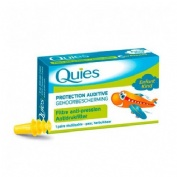 Tapones oidos proteccion c filtro ceramico - quies antipresion earplanes viajes (niño 2 u)